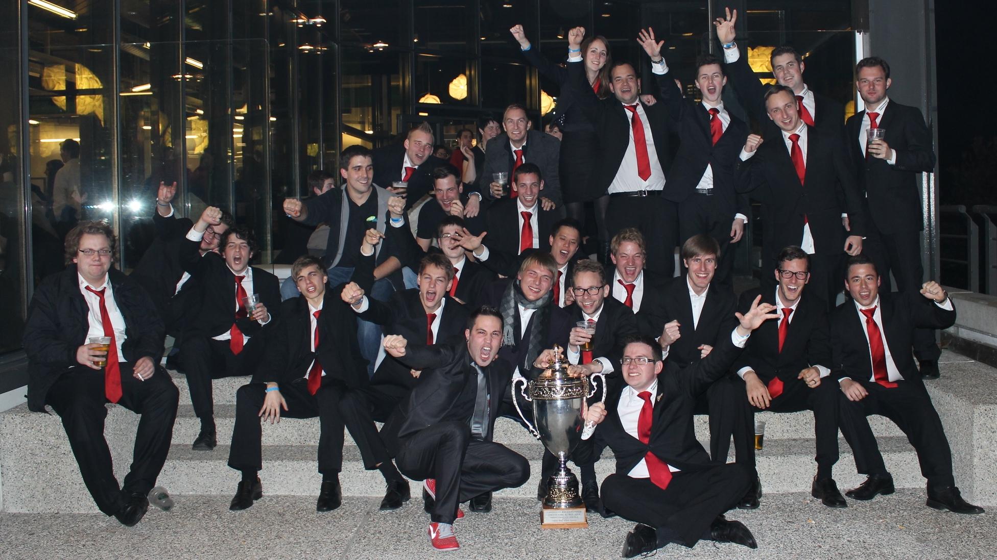 2012: Schweizermeister in der 3. Stärkeklasse