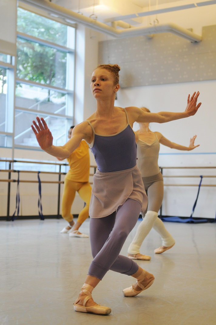 Lauren king - Ms. King joined New York City Ballet as a member of the corps de ballet in June 2004 and was promoted to soloist in February 2013. In addition to dancing with the New York City Ballet, Lauren was also a founding member of Troy Schumacher's Ballet Collective in 2010, and continues to perform with the Ballet Collective for their annual performances.