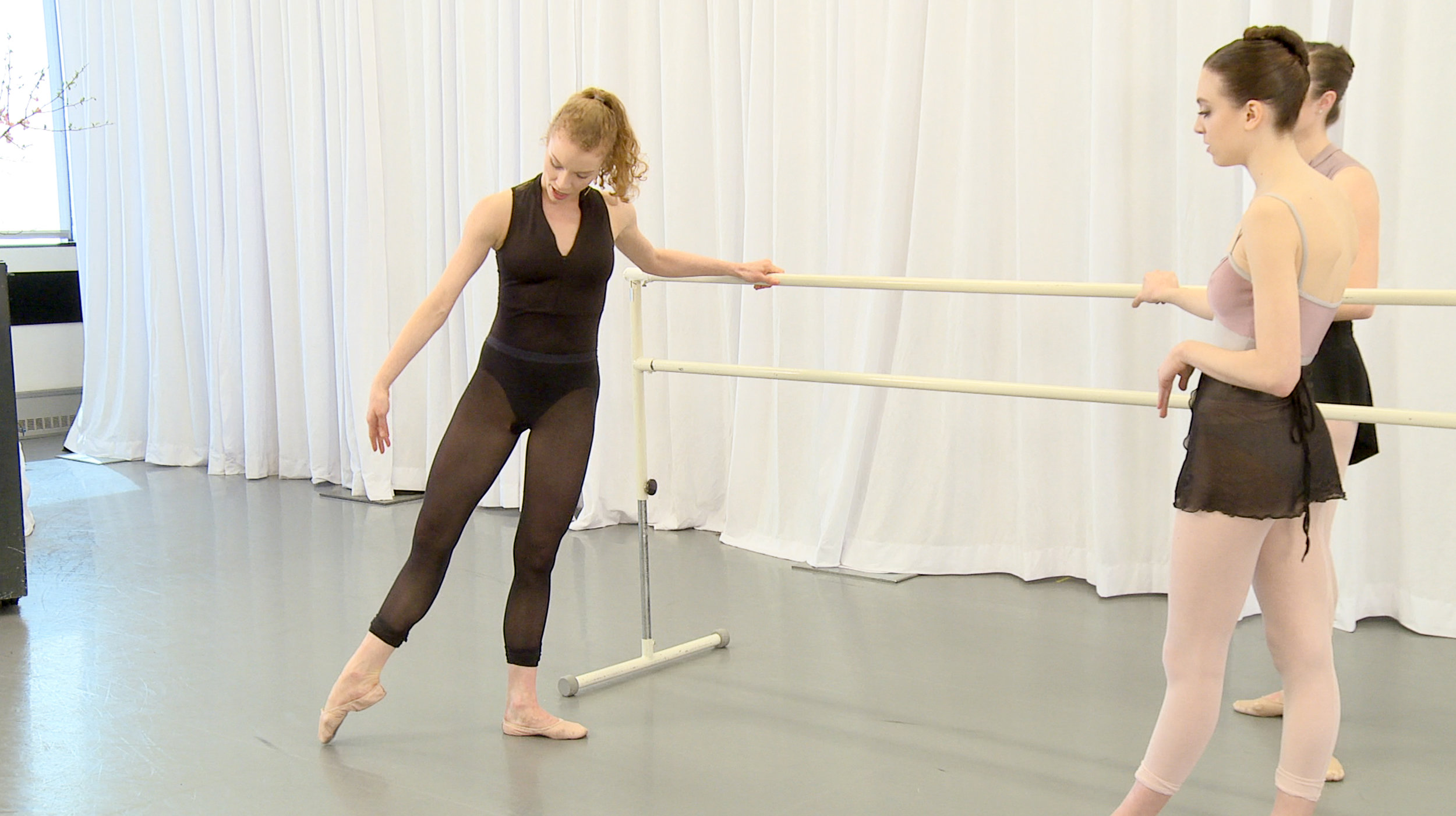 Dancio Barre with Lauren King