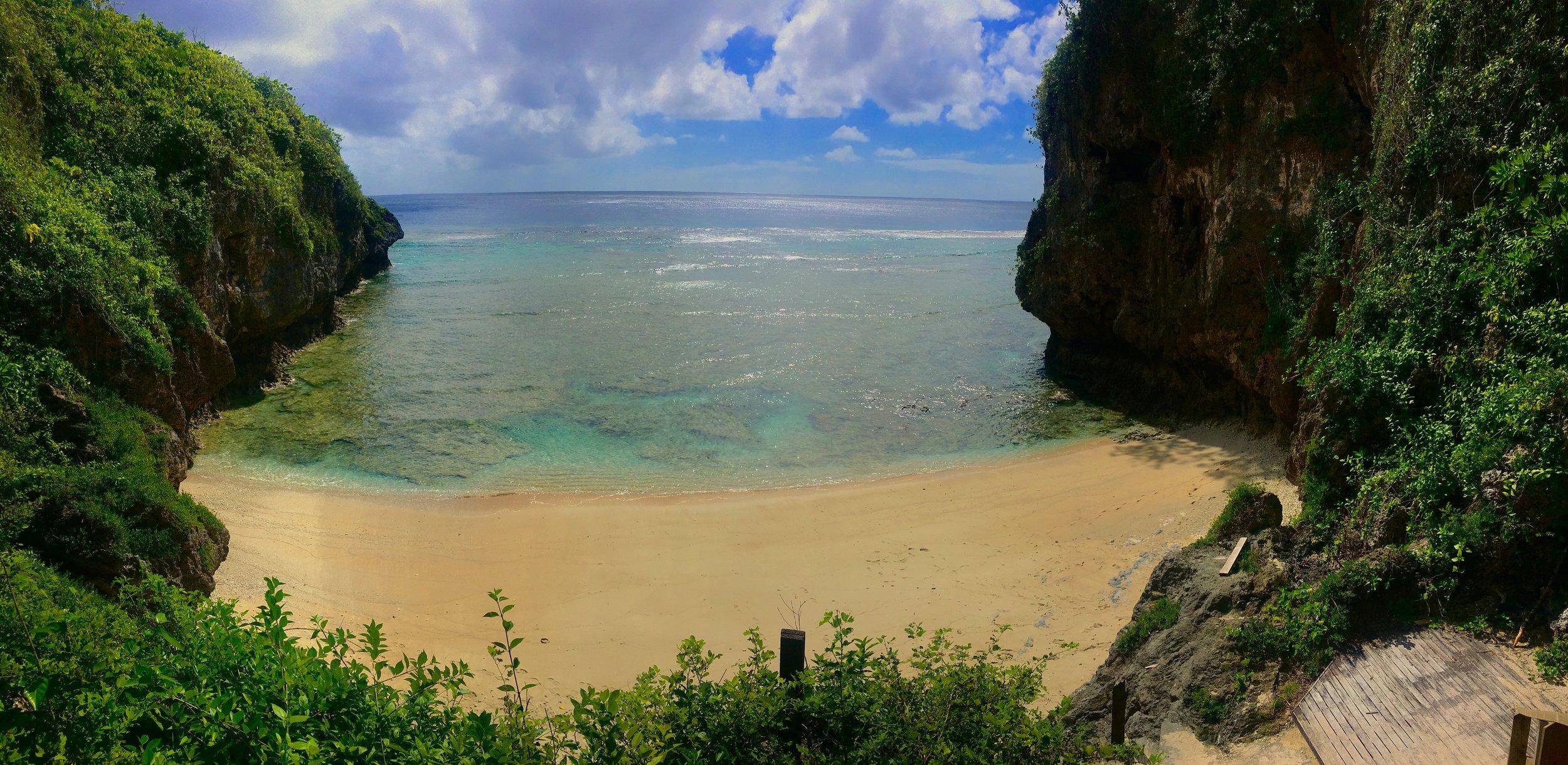 Small Hidden Beach