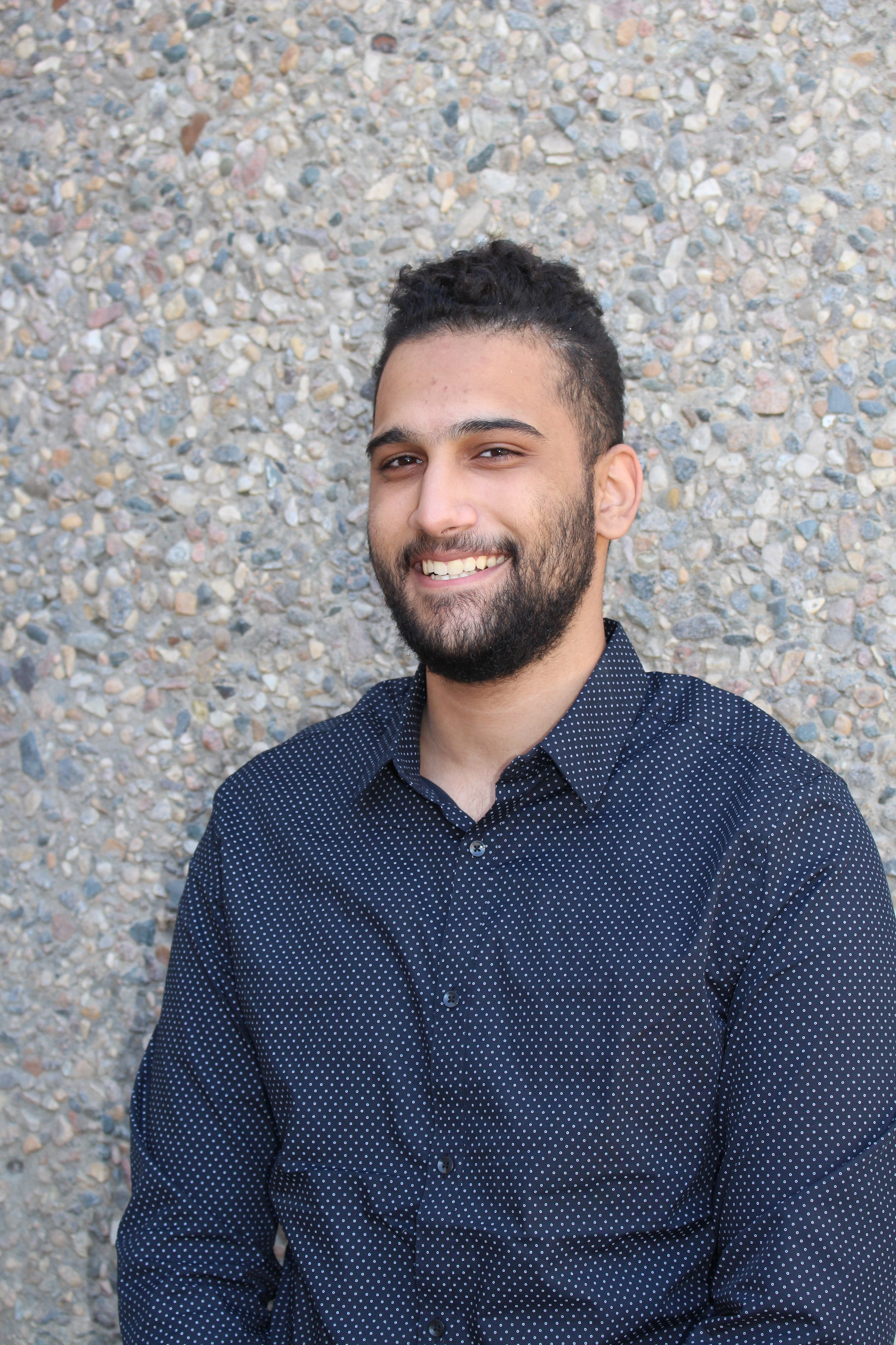 Amin Hassan - Lounge/Website Director