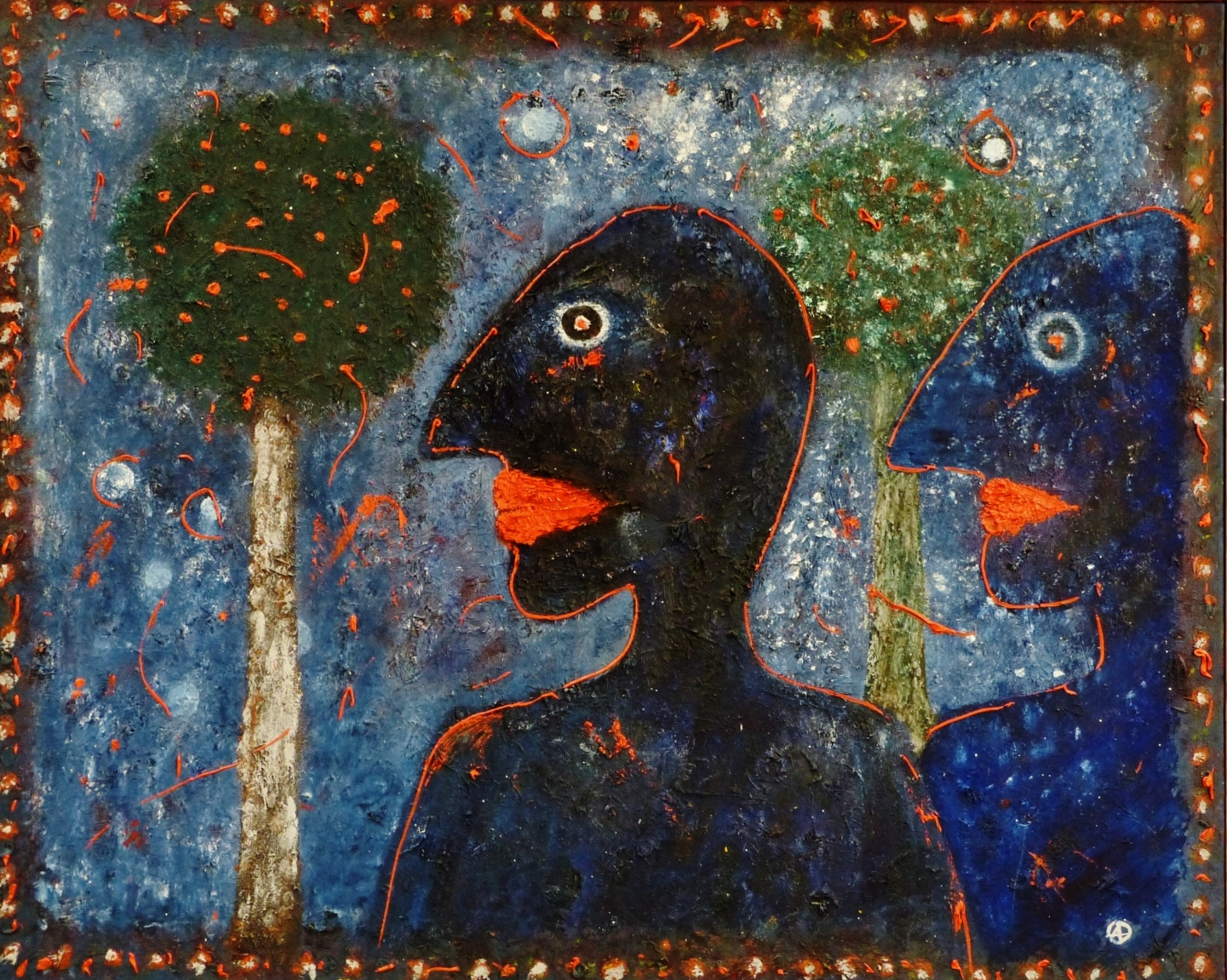 RETURN TO THE GARDEN - 2001