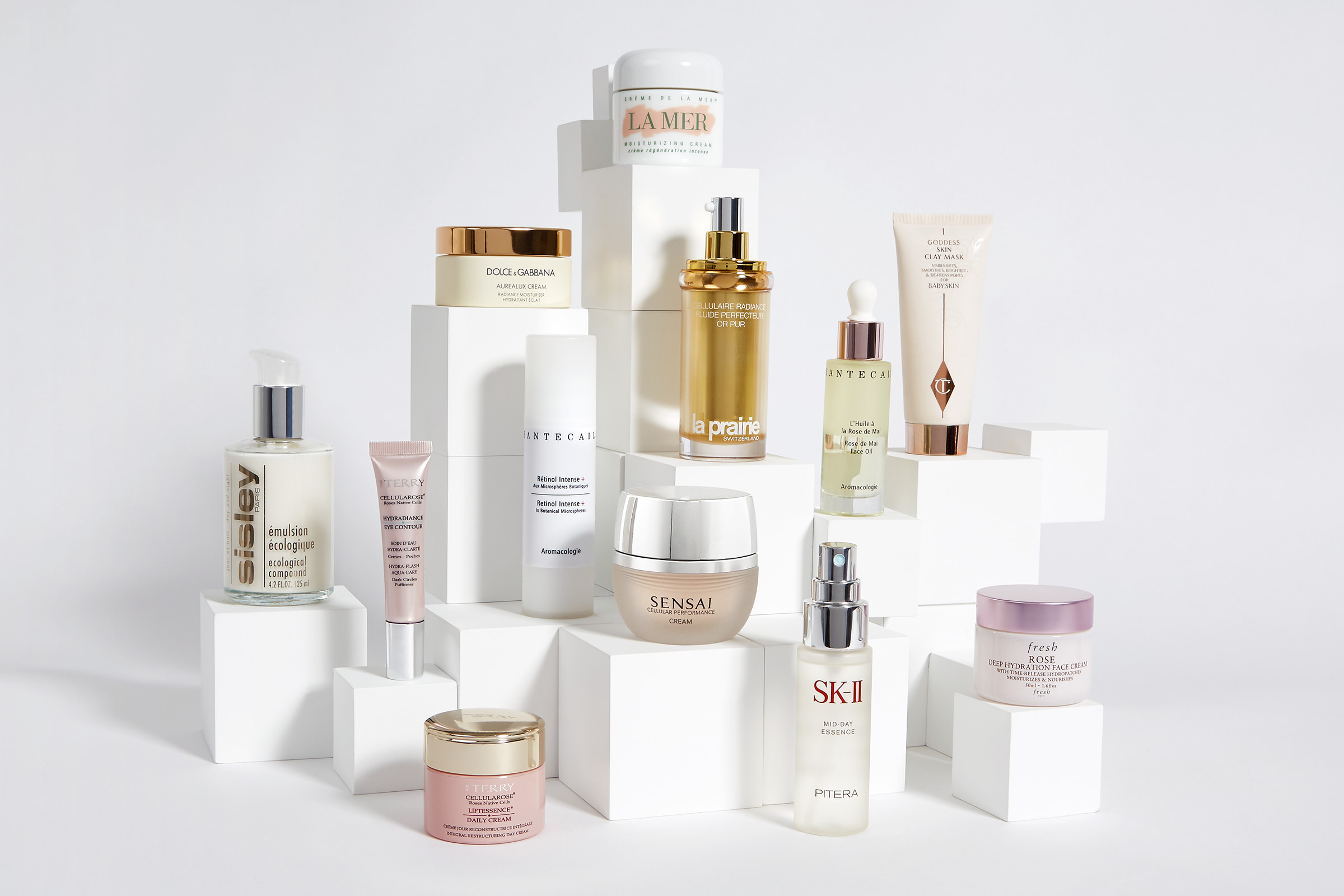 THE BEAUTY FOUNDATIONS -