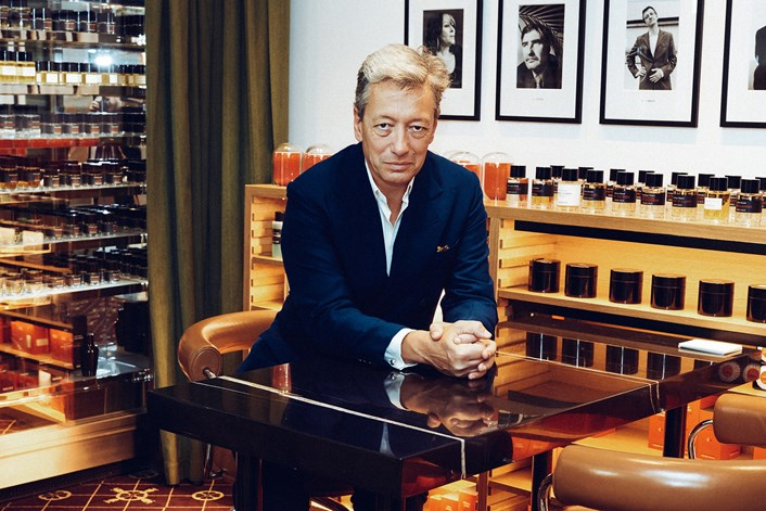PUBLISHING PERFUMES WITH FREDERIC MALLE - Photography: Chad Pickard