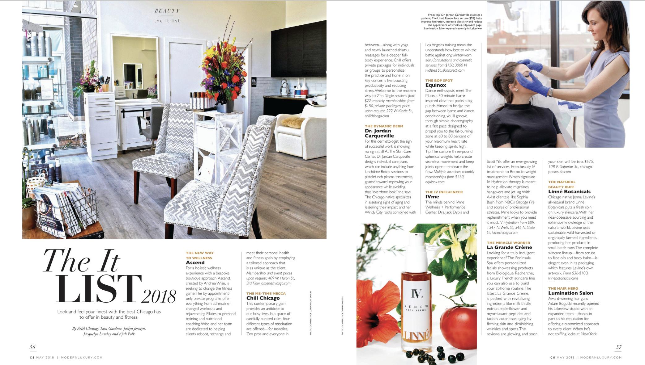 MAY 2018 ISSUE | CS MAGAZINE