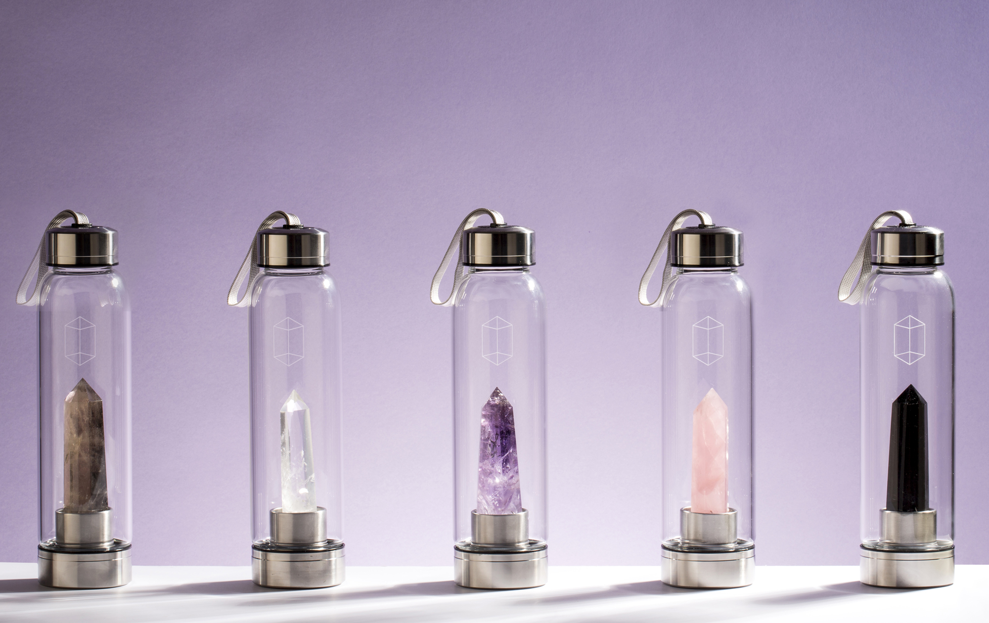 HOW CRYSTAL ELIXIRS BECAME INSTAGRAM'S FAVORITE WELLNESS TREND -