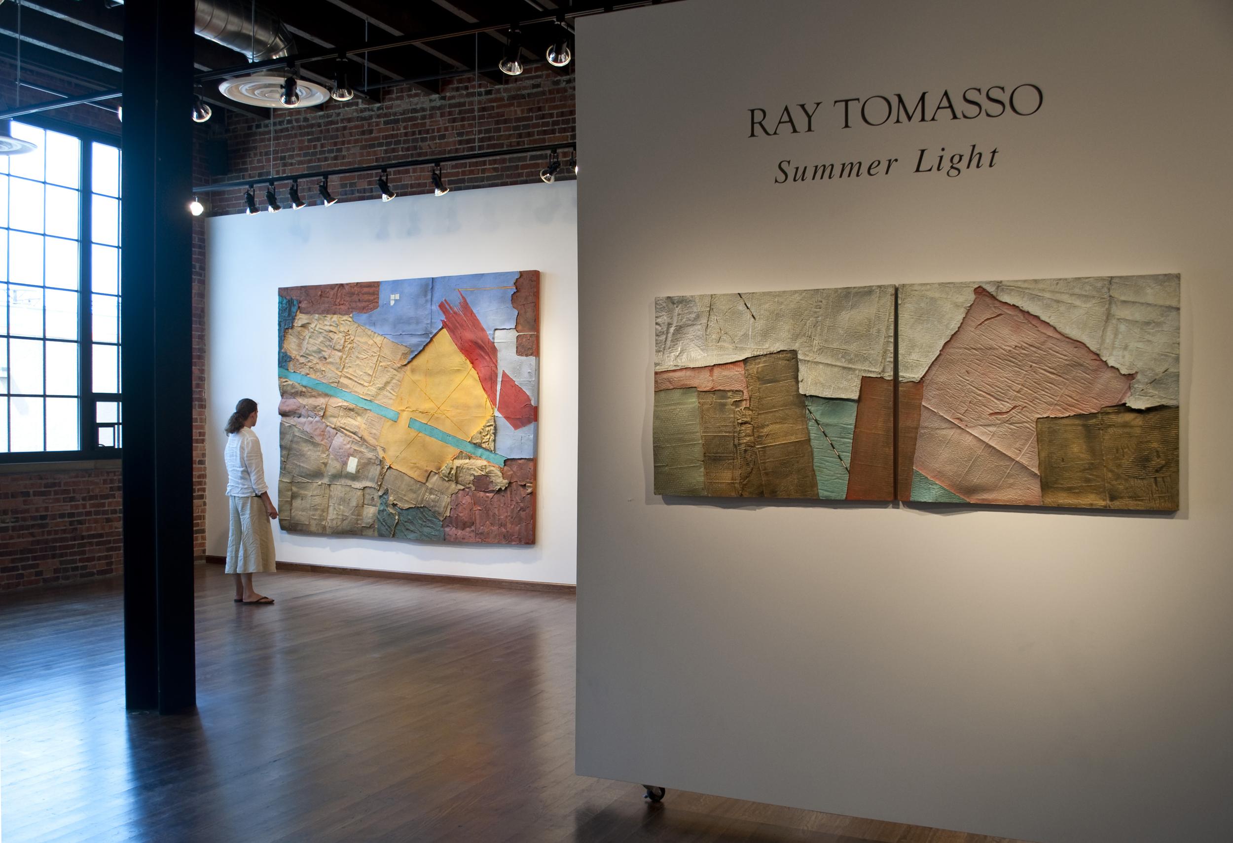 "Ray Tomasso Exhibit ""Summer Light"""