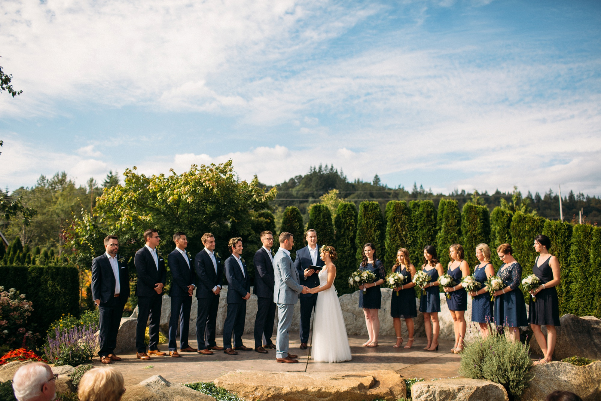 Let Pine Creek - frame your special day in amazing natural beauty!
