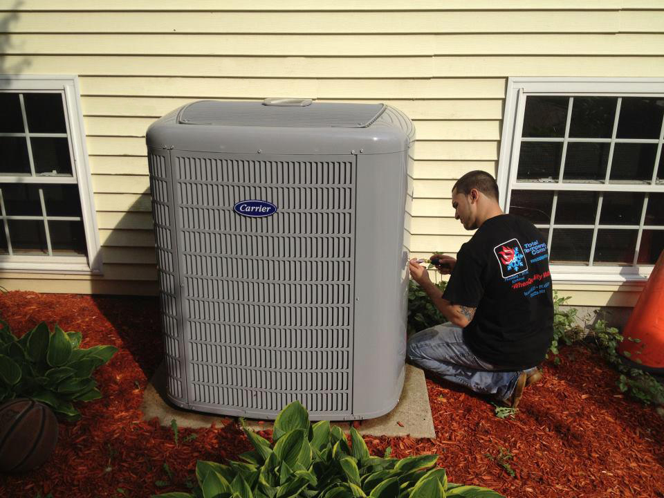 Total Temp delivers HVAC service on time and above expectations.
