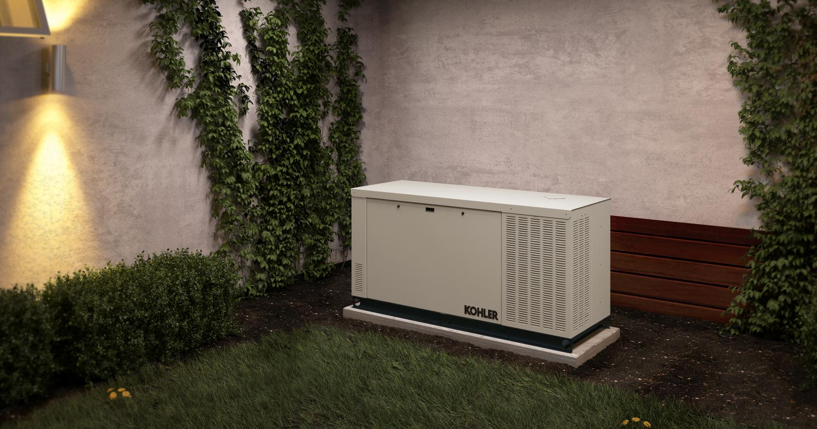 Keep your home or business running during outages with a stand by generator.