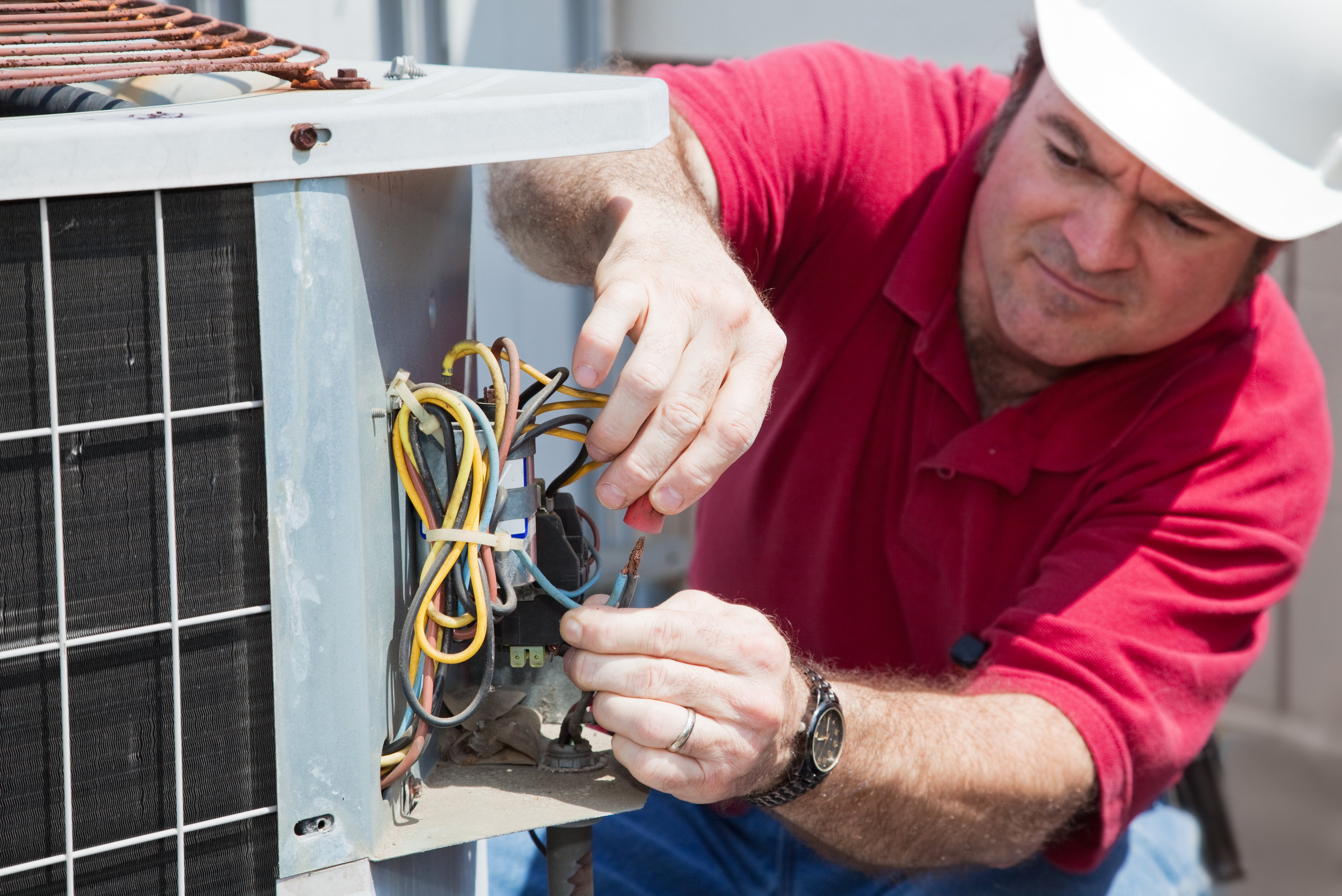 Total Temp Control offers competitive HVAC technician salaries and up-to-date factory training and certification. Courteous is in our HVAC technician job descriptions.