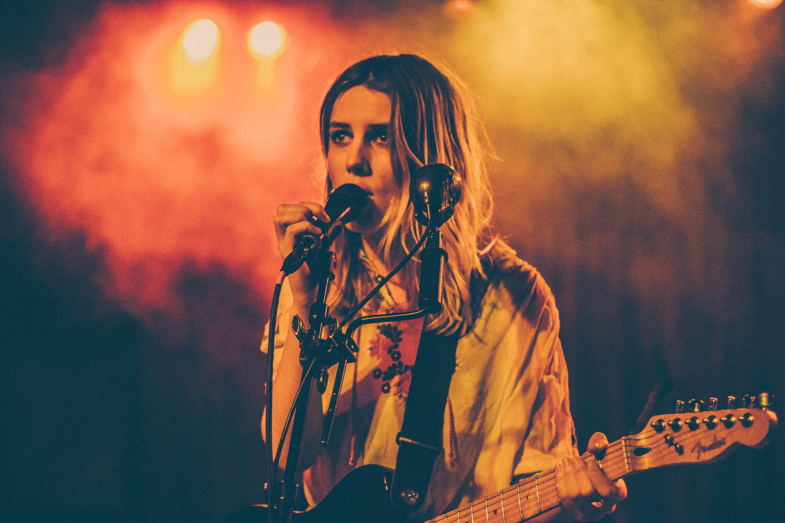 Ellie Roswell of Wolf Alice