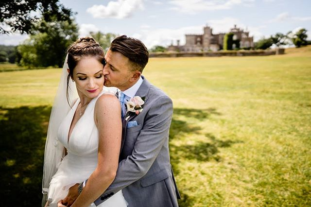 I have just sent an email all the way to New York to let Mark and Amy know their online gallery is ready for them to view. These guys got married at Powderham Castle, the whole day blew me away, it would be criminal for me not to share more, so I will............soon!  @almgold @markbee001 @powderhamcastle