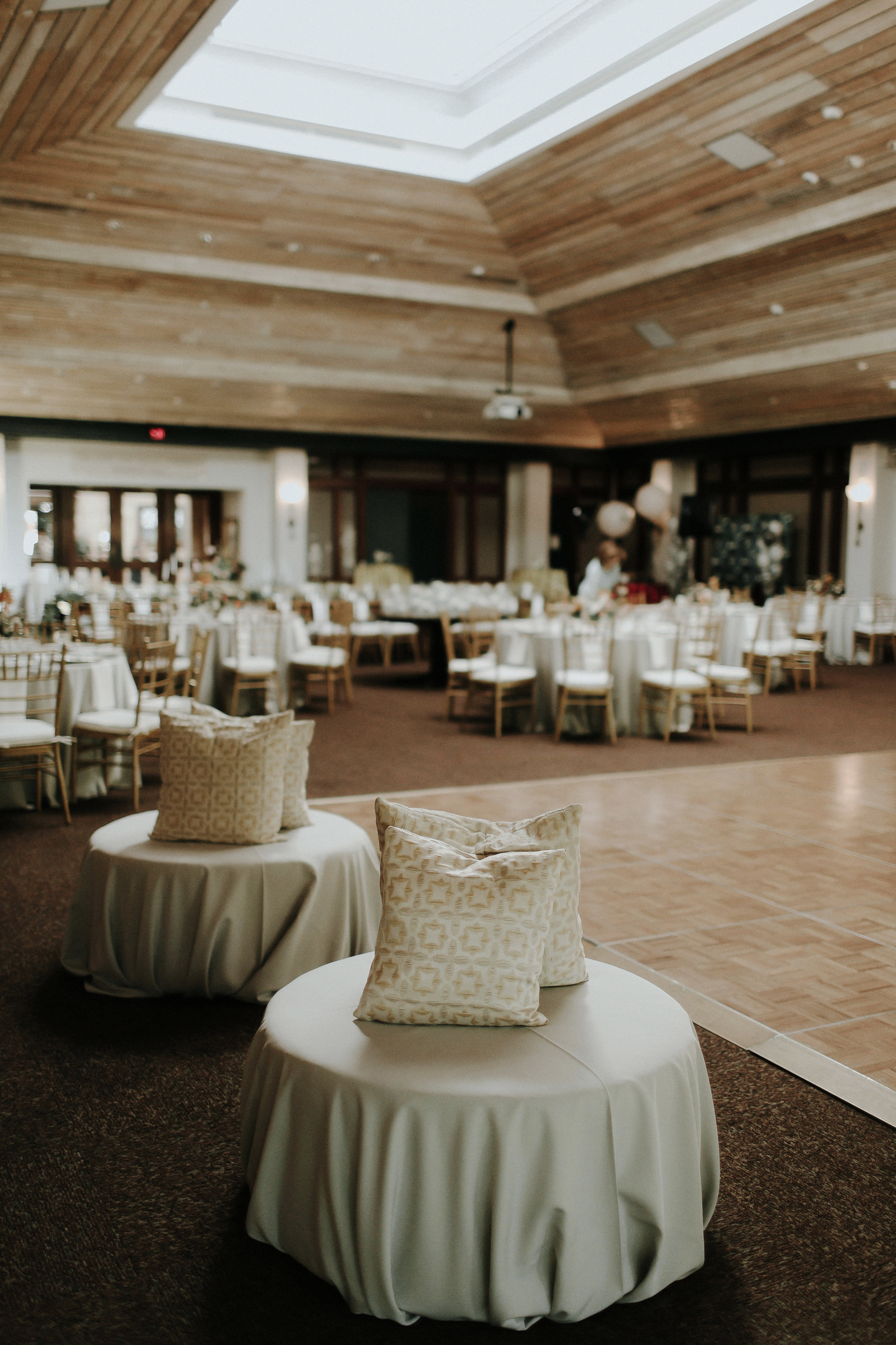 indoor casual lounge reception space