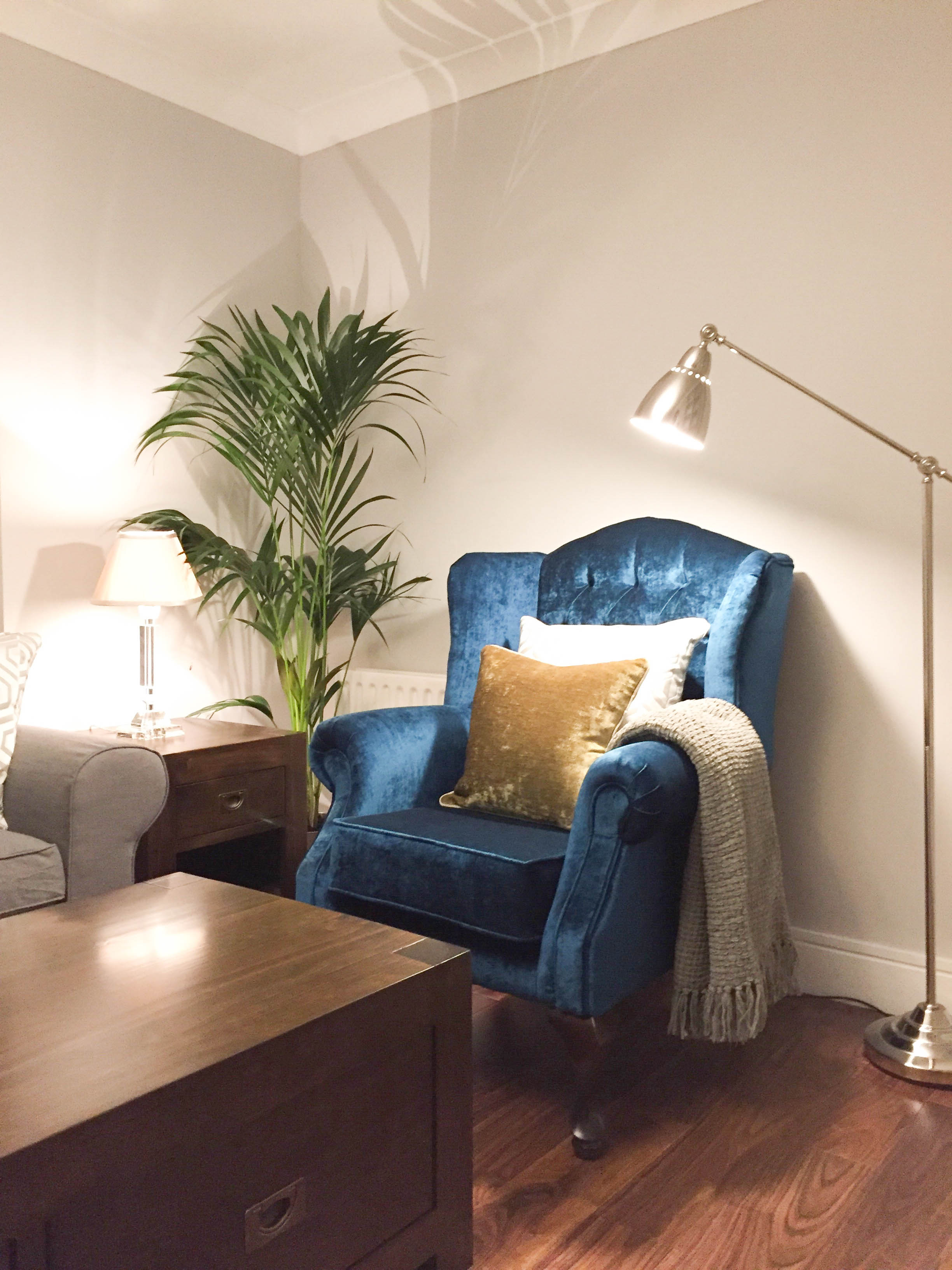 Reading room Design - Stillorgan (after photo)