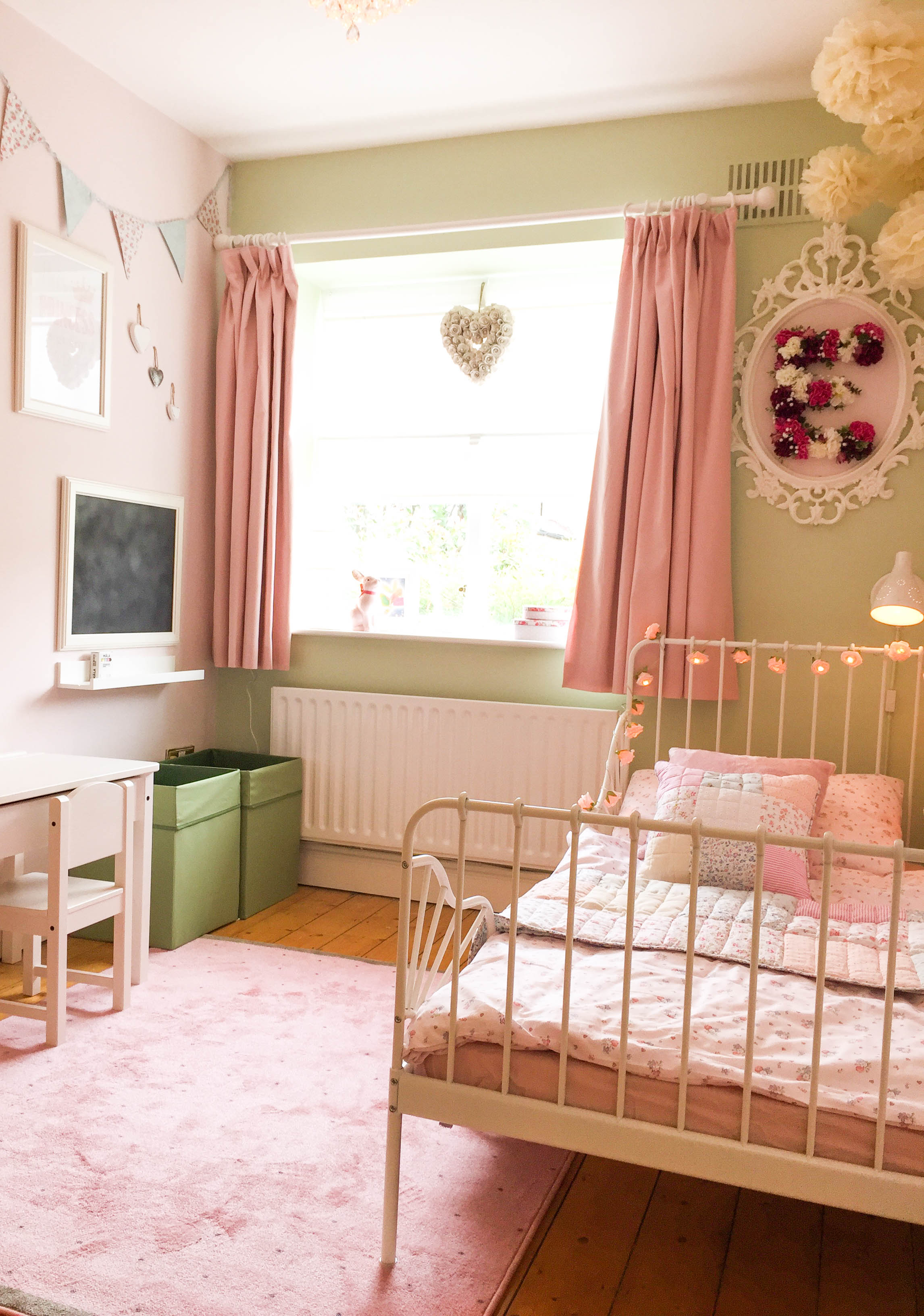 Girls bedroom design - Ballsbridge (after photo)