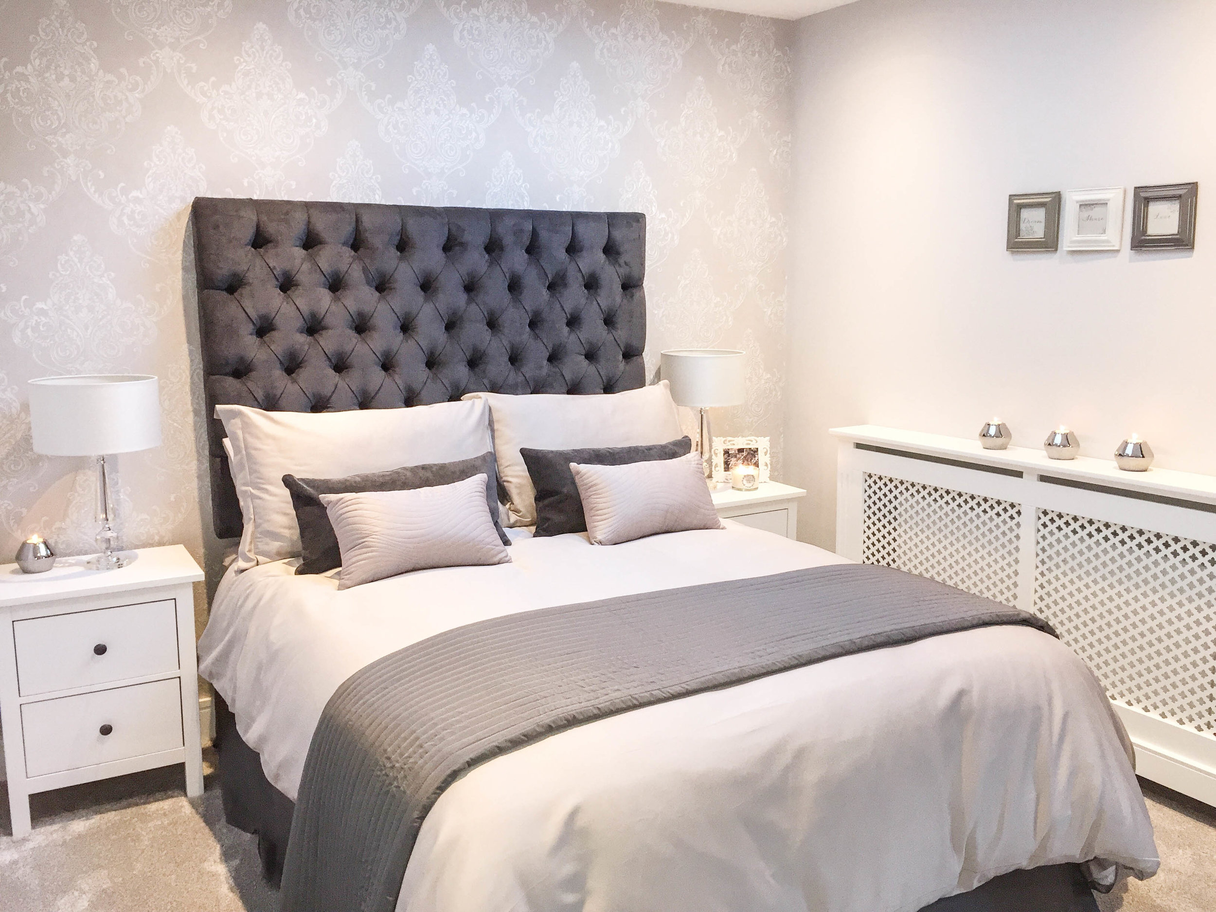 Bedroom Design - Stillorgan (after photo)