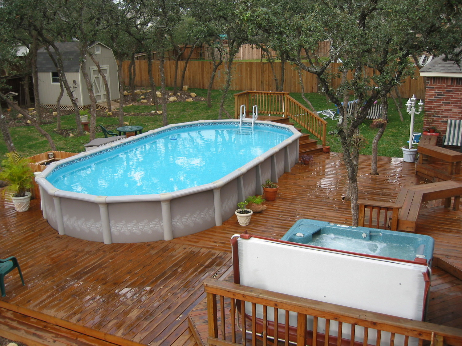 Above Ground Pools Blue Water Spas, What Is The Best Above Ground Oval Pool
