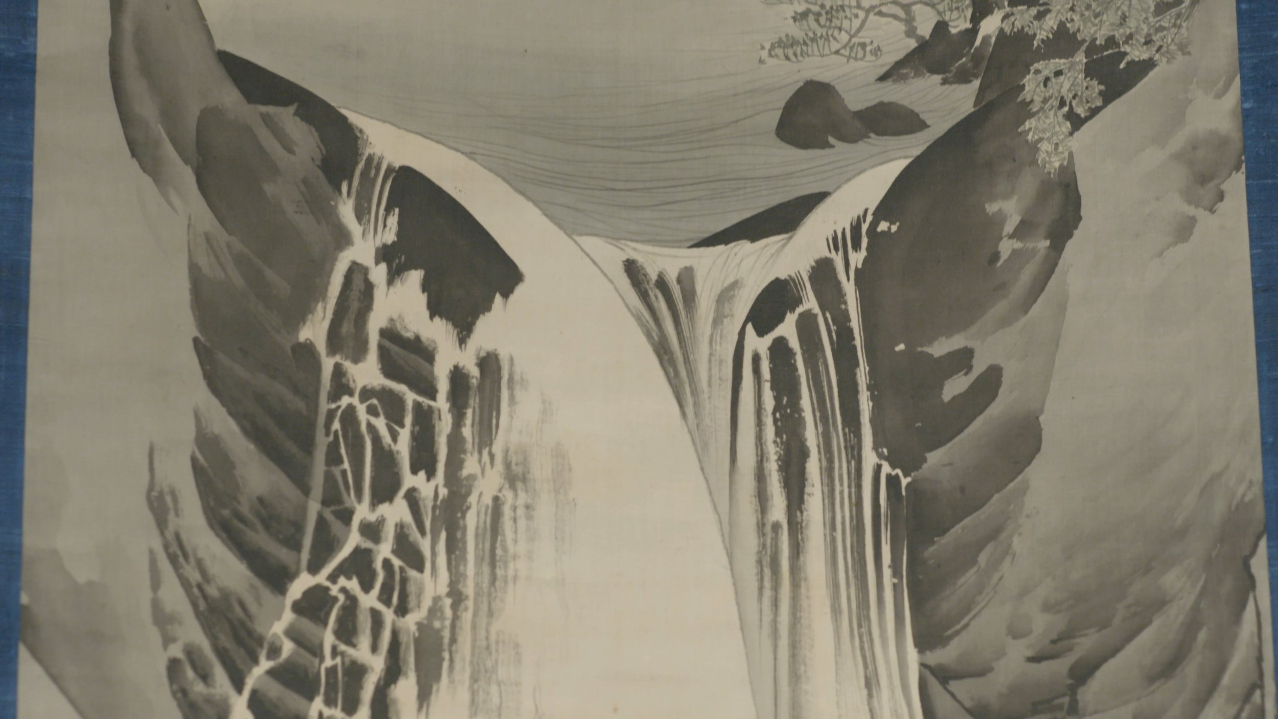 Nachi Waterfall   Asian Art Museum