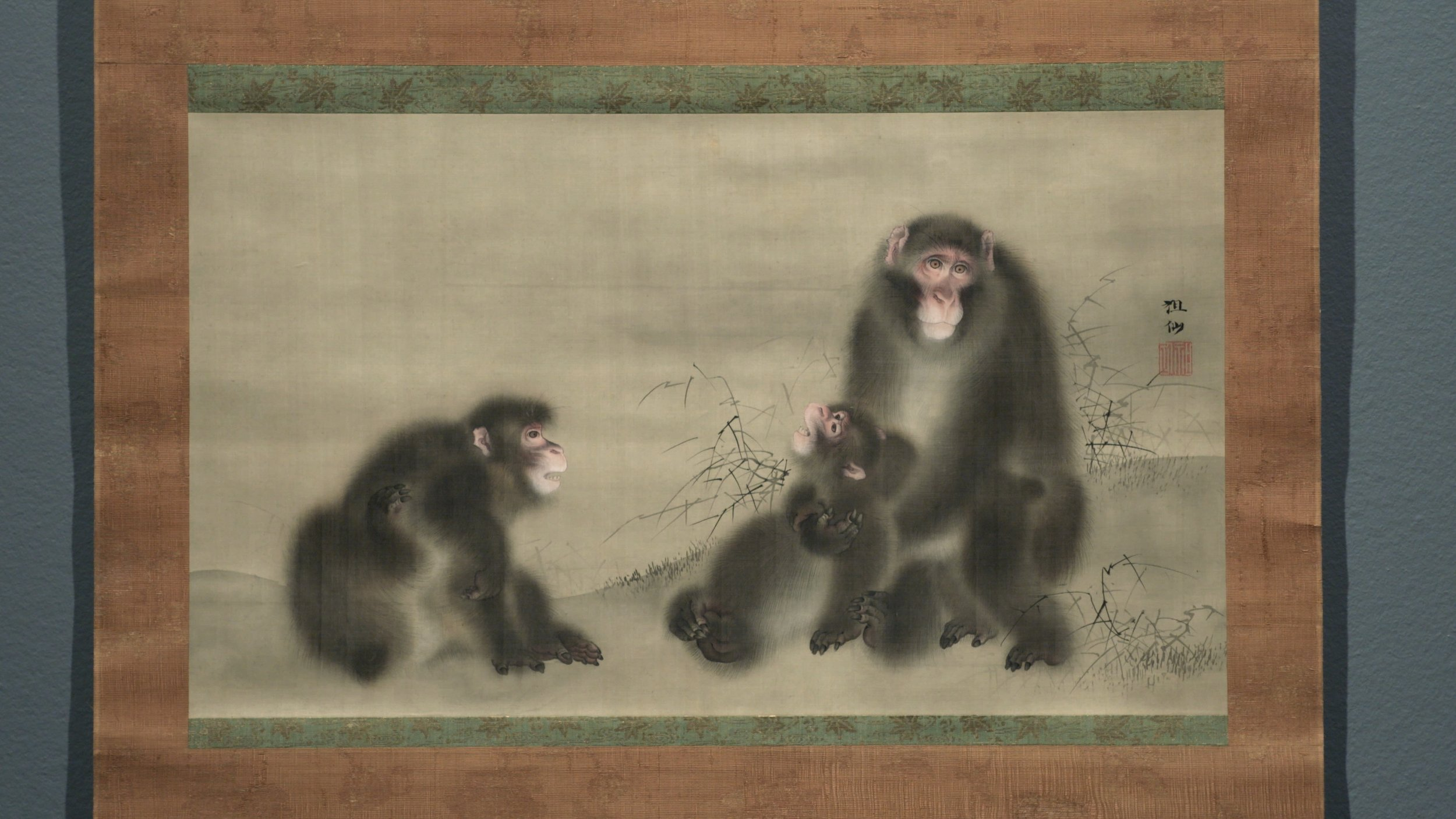 Monkeys   Asian Art Museum