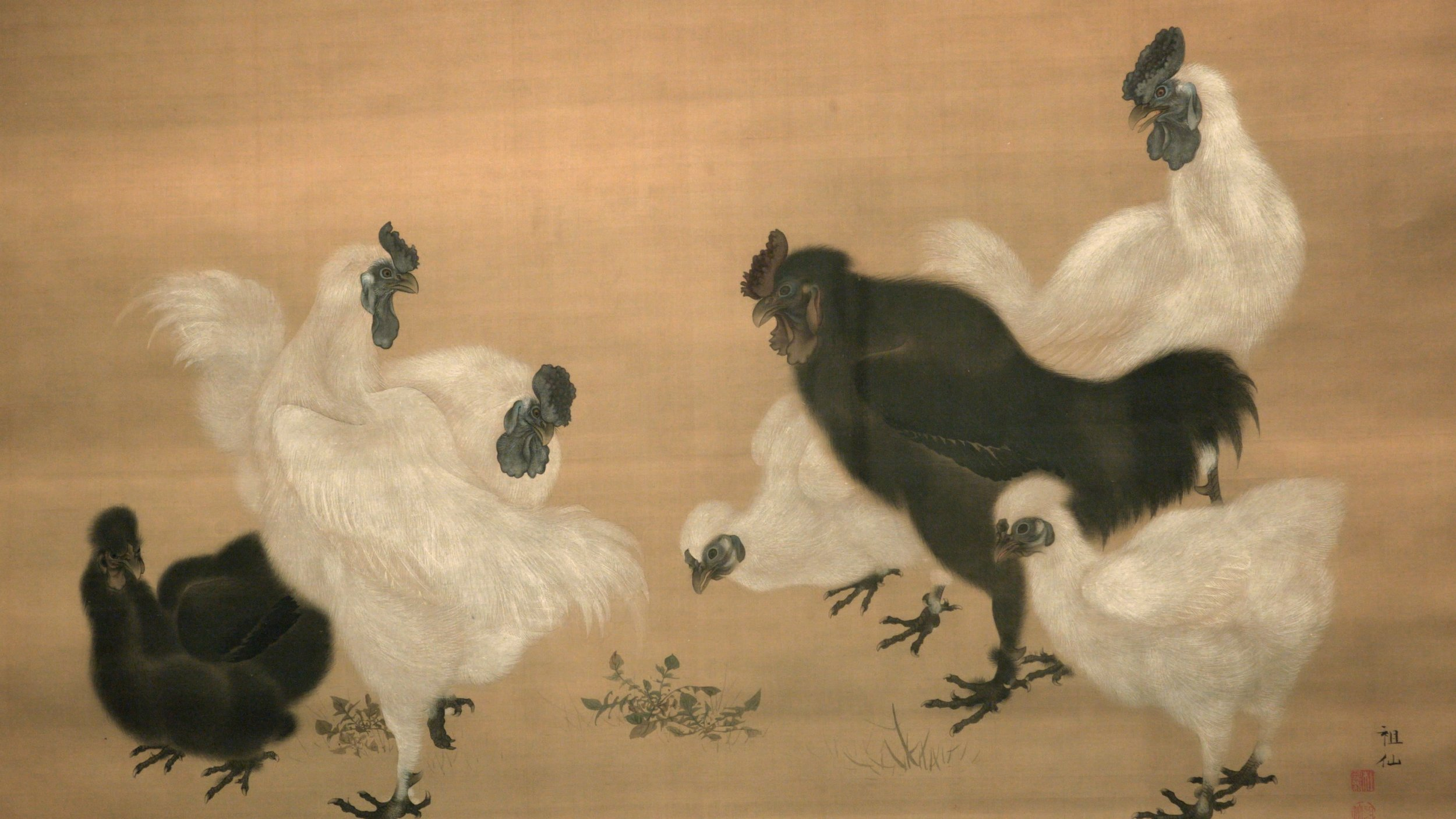 Silkies   Metropolitan Museum of Art