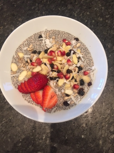 Copy of Chia Seed Pudding