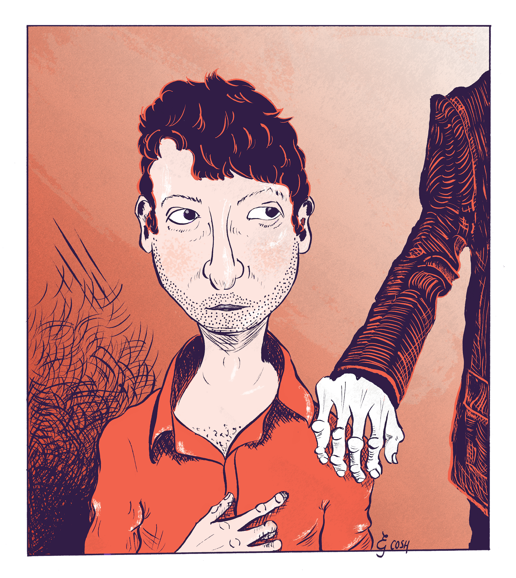 Adam Ehrlich Sachs, Pocket Interview No. 1 - Adam Ehrlich Sachs lives in Pittsburgh, Pennsylvania. His debut collection, Inherited Disorders: Stories, Parables, and Problems,has been described by The Rumpus as