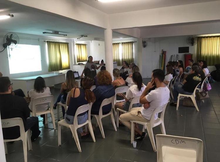 Formação de tutores em Sorocaba