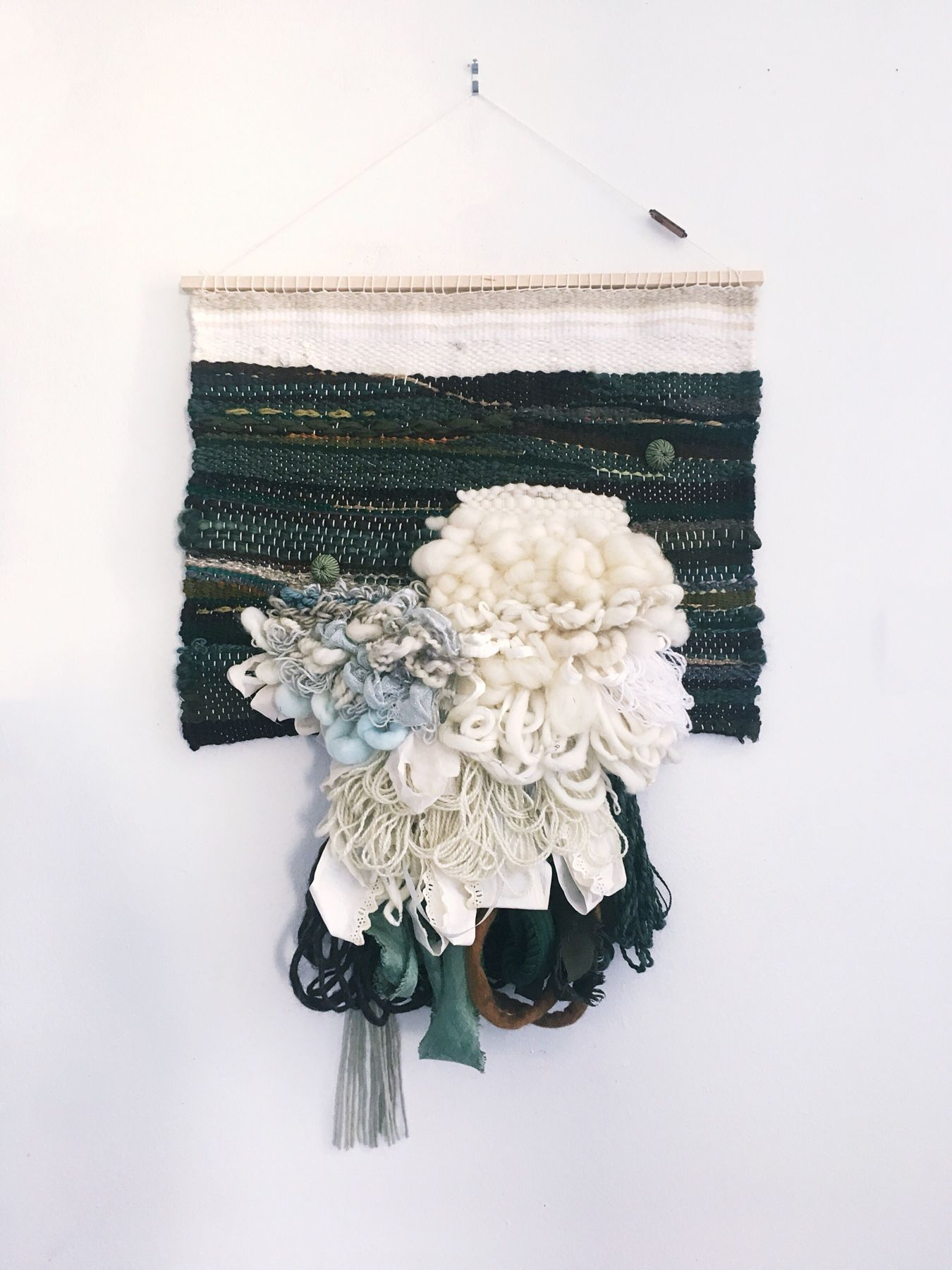Welcome to Remettage, hand woven, knit, and sewn goods for the home!  - Shop available workView the websiteSay hi to Madeleine