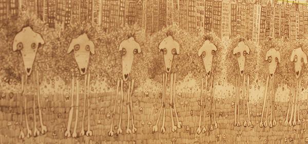 Mutton Field Trip By: Larry Brandstetter