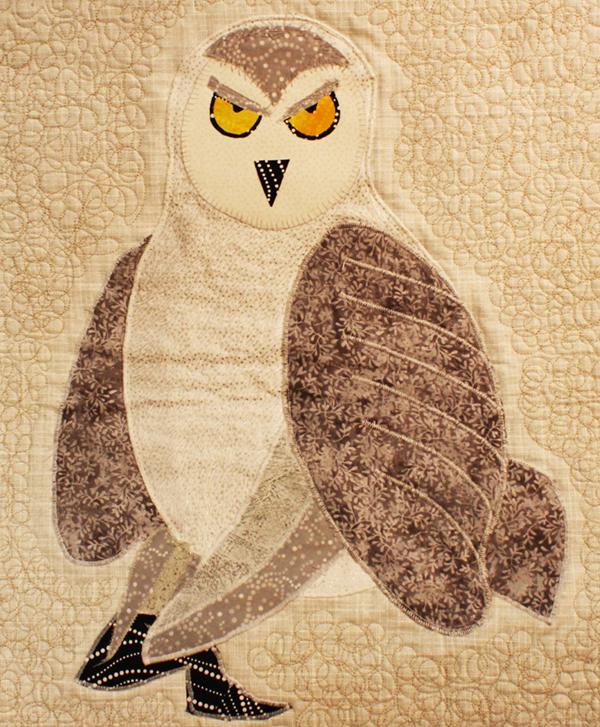 Snowy Owl By: Lane Neff