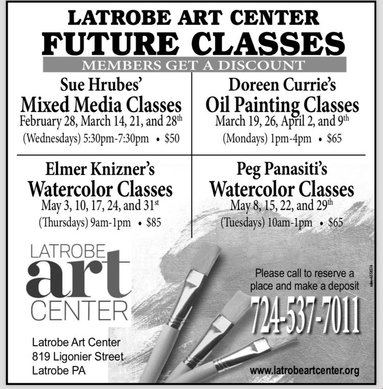 LAC Art Classes 2018