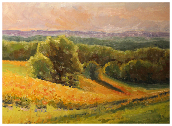 Copy of Tami Louco, Field View Morning