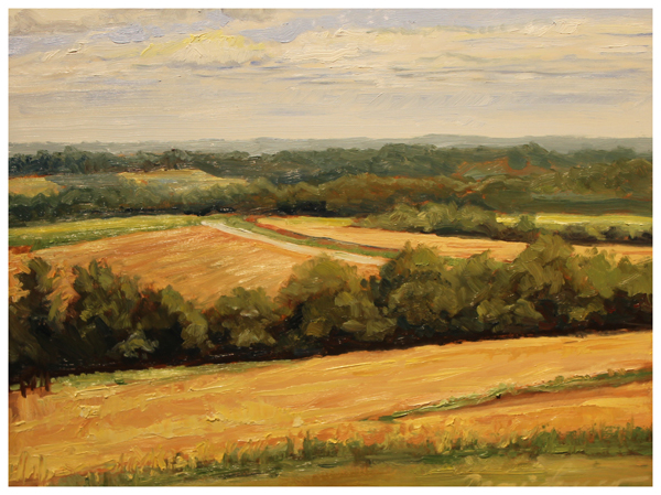 Copy of Tami Louco, Field View Evening