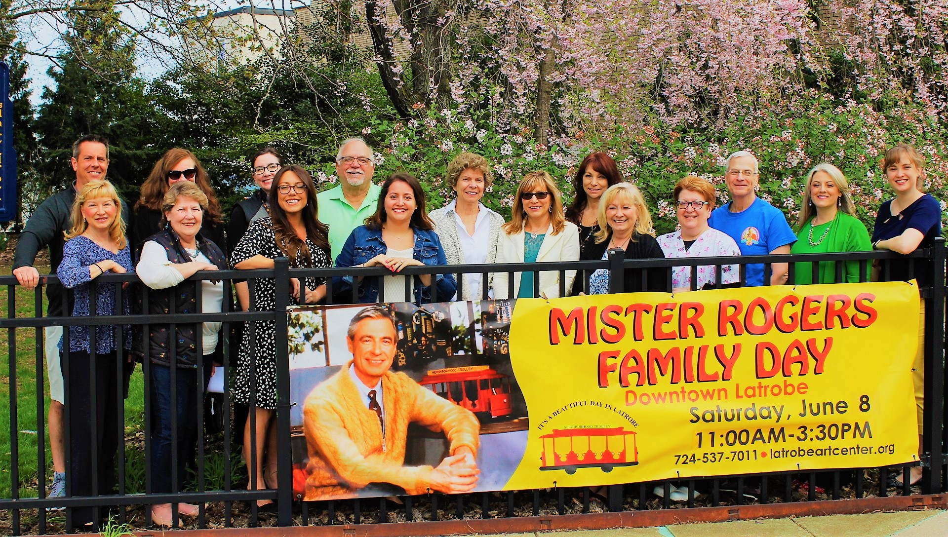 Won't You Be Our Neighbor?   Mister Rogers Family Day Saturday, June 8, 2019