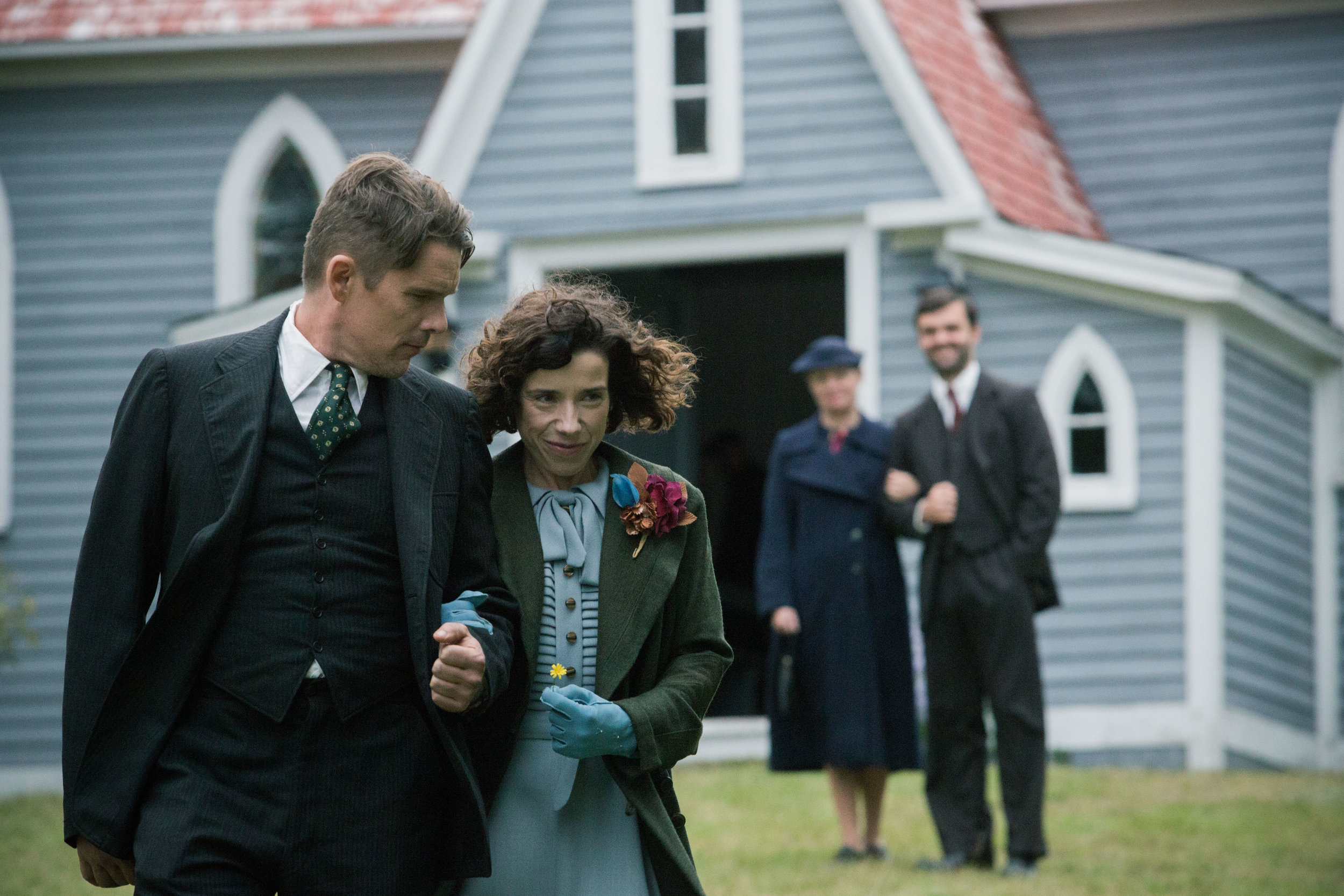 Ethan Hawke and Sally Hawkins in Maudie/Courtesy Sony Pictures Releasing