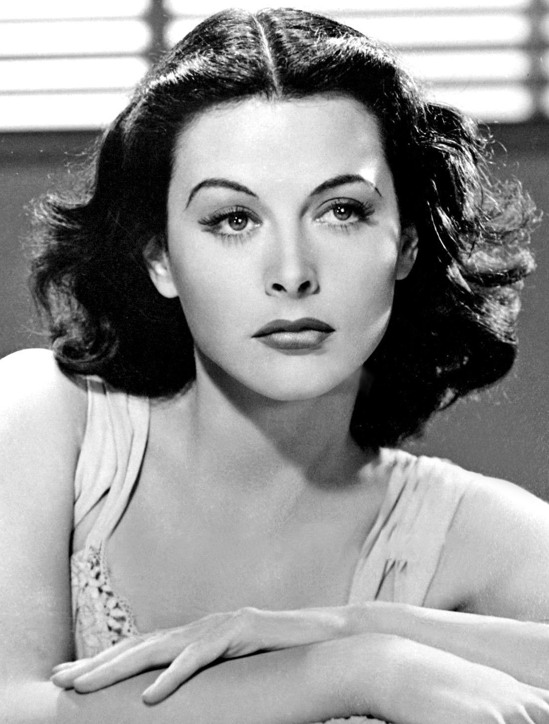 Hedy Lamarr in 1940: Credit: Dogwoof