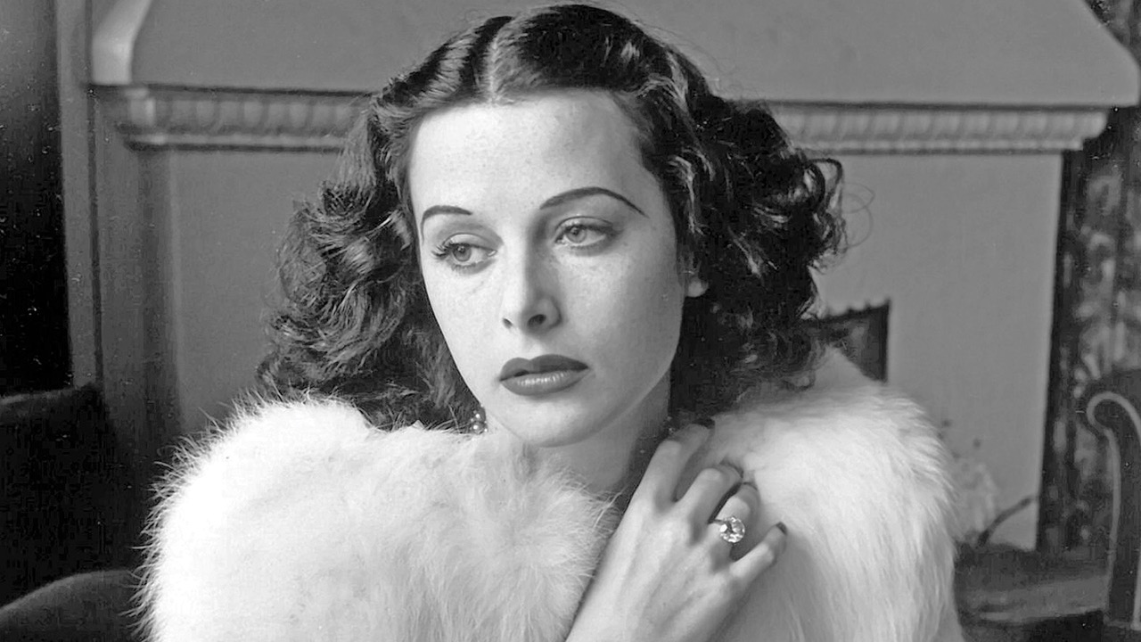 Hedy Lamarr at the height of her career. Credit: Dogwoof