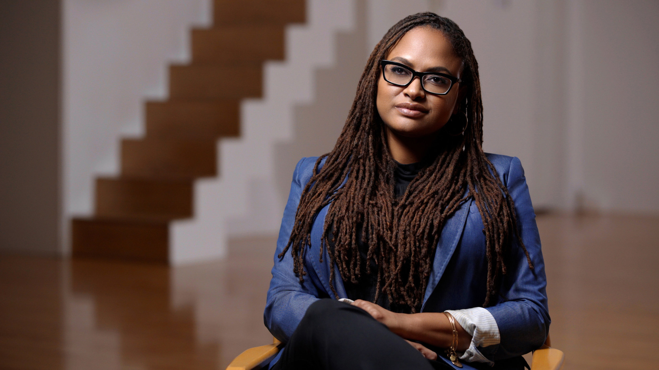 Ava DuVernay is one of the interviewees in Amy Adrion's Half the Picture. CREDIT: Sundance London