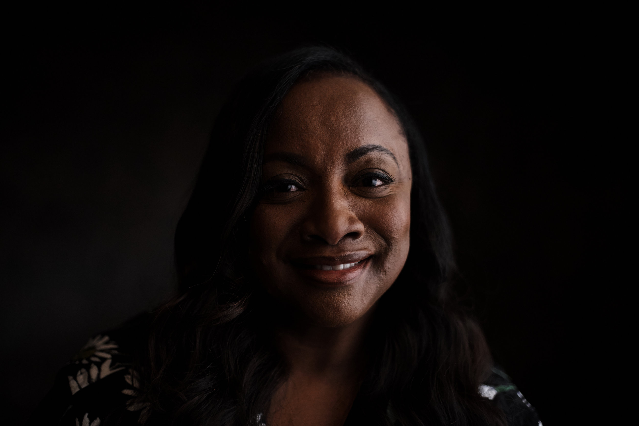 Pat Houston, Executive Producer, Whitney. CREDIT: Altitude Films