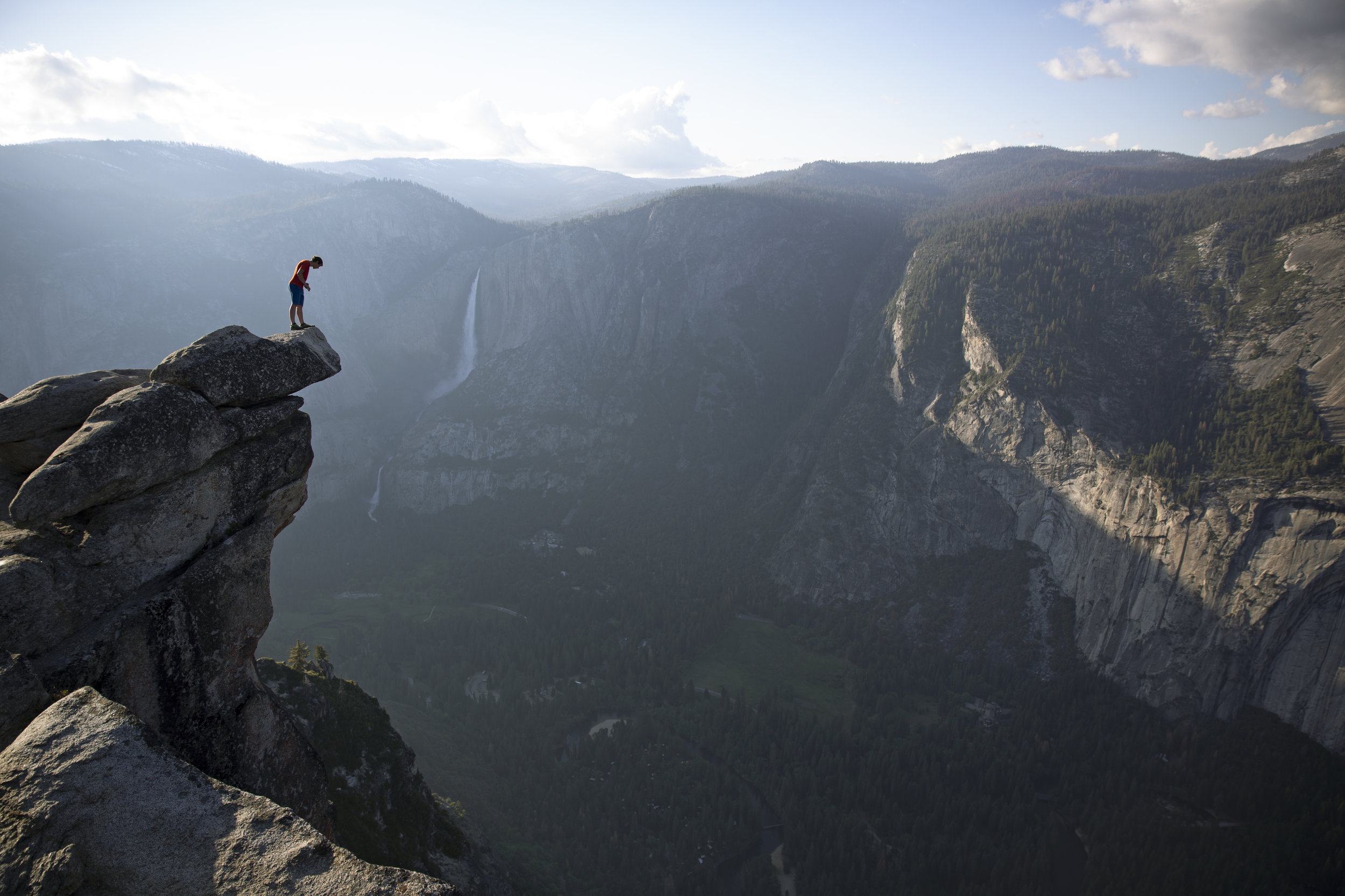 Free Solo. CREDIT: National Geographic
