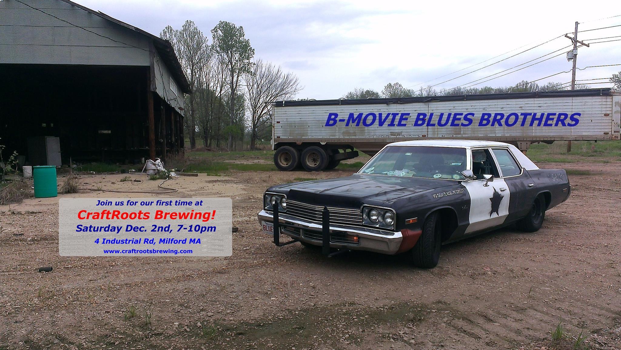 B Movie Blues Brothers CRB Poster.jpg