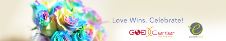 """Host your Wedding, Corporate Event or Celebration at The Goei Center. """"Be Inspired!"""" *lgbt"""