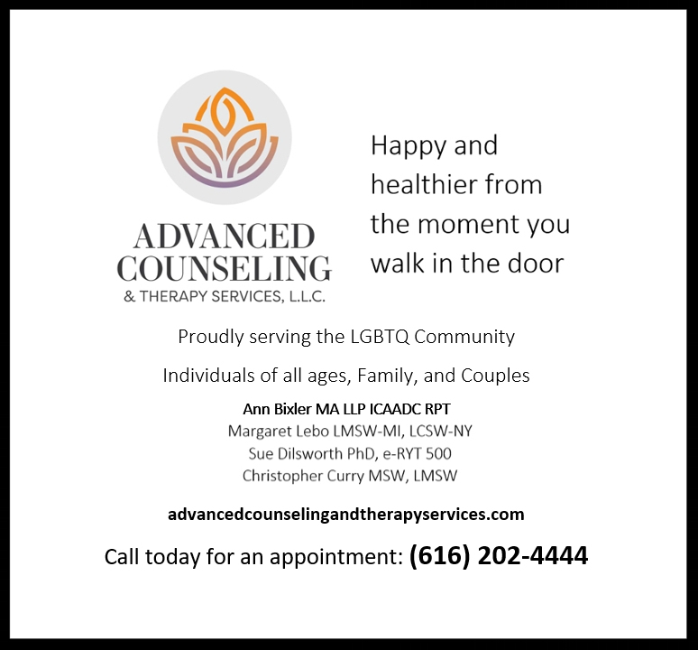 *LGBTQ  Accepts Medicaid