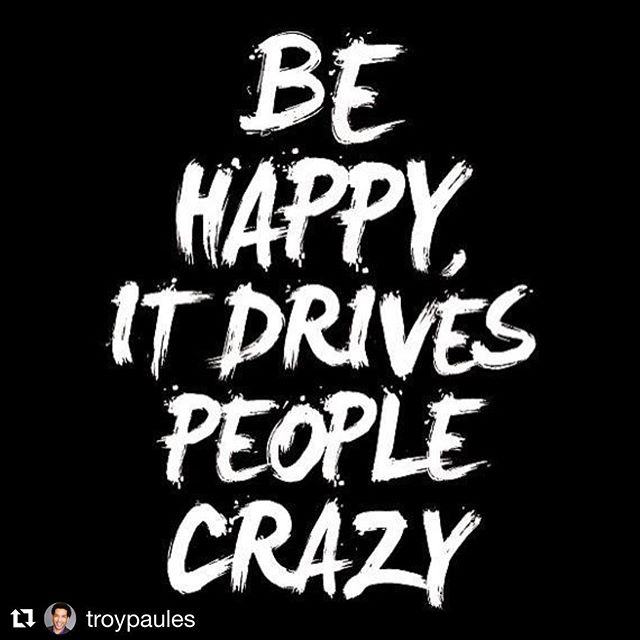 Yeeeeeaaaassss!!! Also helps you get everything you want. #behappy