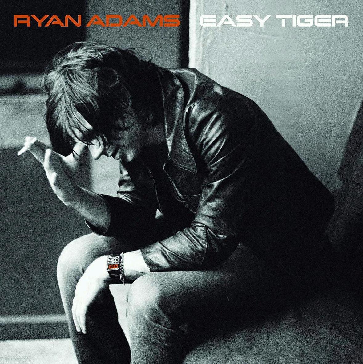 RYAN ADAMS EASY TIGER