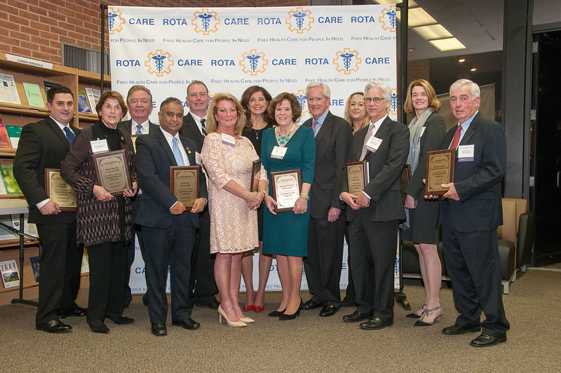 Champions for Families Honorees 2016