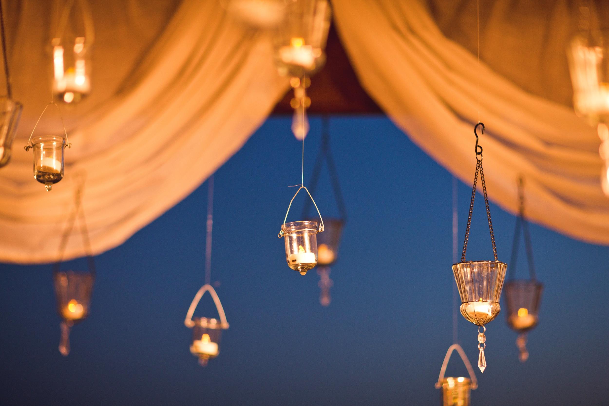 hanging candles at dusk.jpg