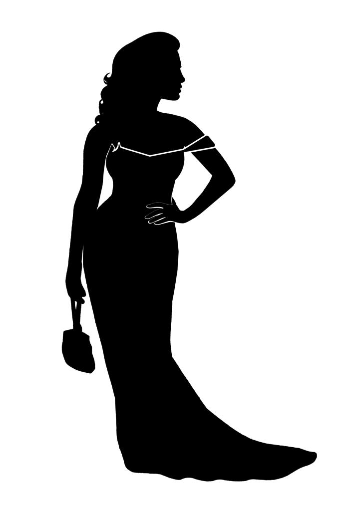 12. left side-  Jennifer lopez, JLO silhouette, silhouette.jpg