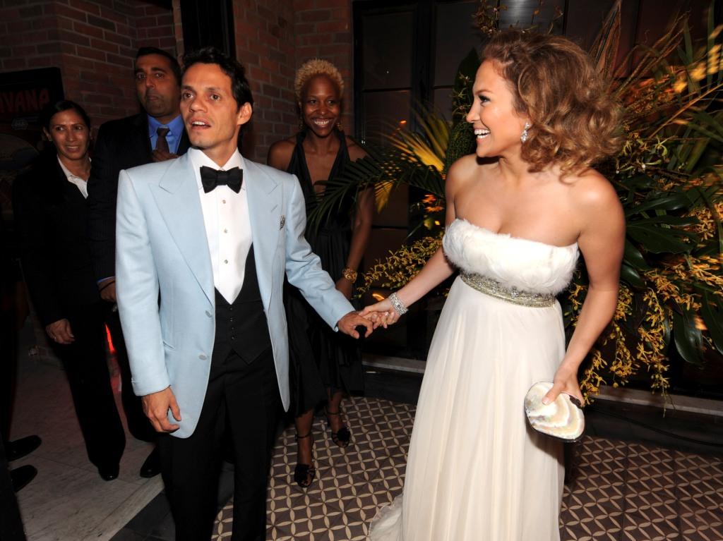 2. Marc Anthony, Jennifer Lopez, Marc Anthony's suprise 40th party, havana nights.jpg